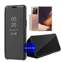 Flip Cover Samsung Galaxy Note 20 Ultra Clear View standing Case