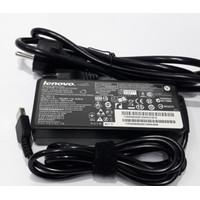 ORI Adaptor casan charger Laptop Lenovo 20v 4.5A 20V-4.5A USB ORIGINAL