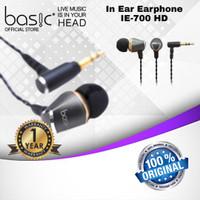 BASIC In Ear Earphone IE-700 HD