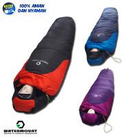 Sleeping bag Sb Waterflow extreme kantong tidur not consina not Rei