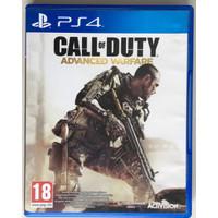 BD Kaset Game PS4 Call Of Duty Advanced Warfare