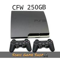 ps 3 slim 250gb CFW/HEN
