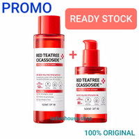 [PAKET HEMAT] SOMEBYMI Red Teatree Cicassoside Solution Toner + Serum