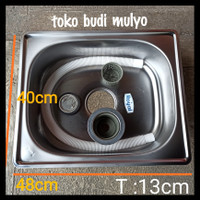 kitchen sink /sink Royal SB42e / bak cuci piring royal