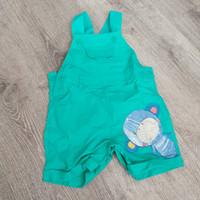 preloved Baju monyet untuk bayi ukuran 3-6 bulan