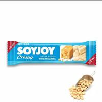 Soyjoy Crispy White Macadamia 25gr