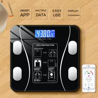 Taffware Timbangan Badan Health Scale Digital 180KG