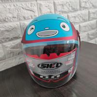 Helm Anak Shel Model INK Centro