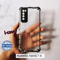 Case Nova 7 HoneyComb Softcase Armor - casing cover Nova7 Huawei 5G