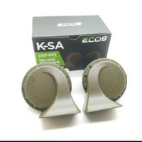 Klakson Keong Eco 9 Luminos K-SA Universal 2 Pcs Stereo