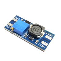 MT3608 DC-DC STEP-UP Converter Booster Power Module IN 2-24V MT 3608