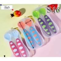 Sendok Baby S -16 ( 1Bal 12 Set)