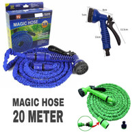 MAGIC HOSE SELANG AIR ELASTIS 20 METER