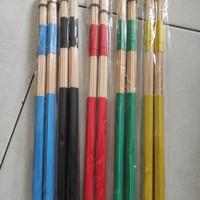 Bundle Rood/Stick Brush drum