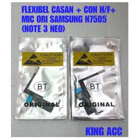 Flexibel flexible samsung n7505 galaxy note 3 neo konektor charger mic