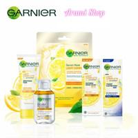 Garnier light complete travel kit scincare rangkaian kulit cerah cepat