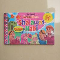 Buku Keajaiban Shalawat Nabi untuk Anak Muslim - Bintang Indonesia