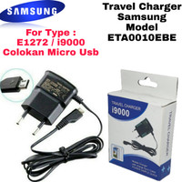 Travel Charger Casan Tc Samsung E1272 I9000 S5360 All Android Micro