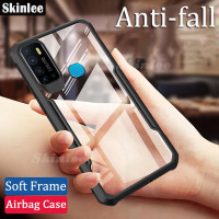 PROMO SOFTCASE OPPO A53 BACK COVER SLIM ARMOR TRANSPRAN CLEAR