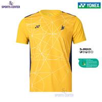 New Limited Kaos / Jersey Yonex Lindan Edition 1808 COC Lemon Chrome
