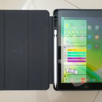 (Paket Gambar) iPad 6 2018 128 Gb Wifi Cell + Apple Pencil Second