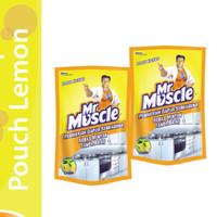 MR MUSCLE PEMBERSIH DAPUR 400 ml TERMURAH