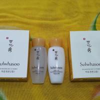 Sulwhasoo Essential Balancing Kit 15ml