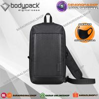 Bodypack Interval Sling Bag - Tas Selempang Pria - Original