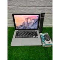 Macbook PRO 13Inc MD101 Core I5 Tahun 2012 (GRADE A BOS, MULUS)