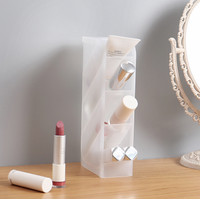 Organiser Tempat Penyimpan Kosmetik Pensin Pulpen Meja Desk Organizer