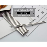Sumpit Stainless Steel SUS 304 High Quality with Low Price