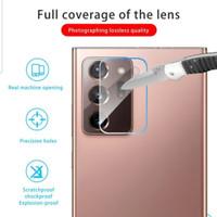Samsung galaxy Note 20 Ultra Anti gores Tempered Glass Kamera