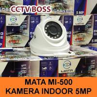 MATA 5MP MI-500 INDOOR KAMERA CCTV 4IN1