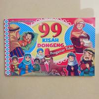 Buku 99 Kisah Dongeng Pengantar Tidur, cerita islami