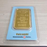 Logam Mulia 58,32 gram Valcambi