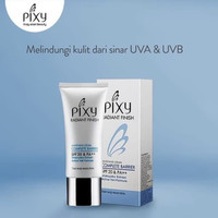 PIXY Radiant Finish Lightening Cream Complete Barrier 50gr