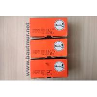 Paku Beton Putih Marabu 1 inch 2.5cm | Paku Beton 2.5cm
