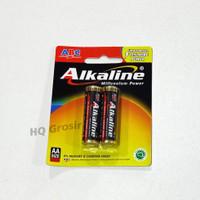Baterai/Batre/Batere/Battery ABC Alkaline AA isi 2 pcs