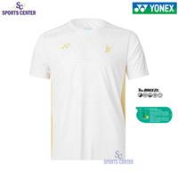 New Limited Kaos / Jersey Yonex Lindan Edition 1808 COC White