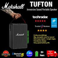 Marshall TUFTON Powerful Portable Bluetooth Speakers Original