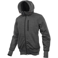Jaket / Sweater Komine JK 604 protect Kevlar Parka - Grey
