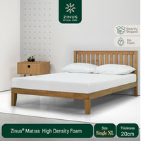 Zinus® Kasur 20 cm High Density Foam- Ukuran Single XL