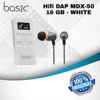 BASIC Hifi DAP MDX-50 16GB