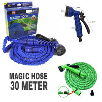 MAGIC HOSE SELANG AIR ELASTIS 30 METER
