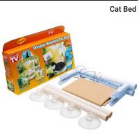 Sunny Seat - Window Mounted Cat Bed Kasur Kucing gantung