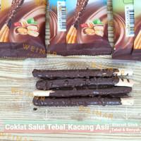 Biscuit Stick Coklat Kacang Mirip Pocky Pejoy Pepero