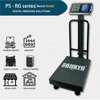Timbangan Digital Sojikyo 150 kg Guard Protector 150kg 150 kilogram
