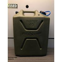 Jerry can jerigen air PROQUIP 22 liter + kran Food Grade