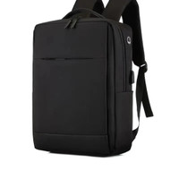 Tas Ransel Laptop Backpack Up to 15 inch Anti Air