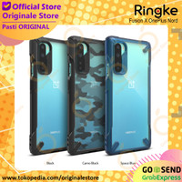Case OnePlus Nord Ringke Fusion X Casing Original Shockproof